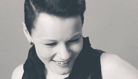 RÅHET: Stina Stenerud er kjent for en kraftig og rå stemme.