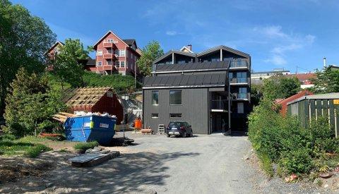 Leiligheter er solgt i Hyttegata for mellom 1.375.000 kroner, til 1.950.000 kroner.