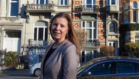 Brussel: Janni Ekrem (34) fra Stamsund i Vestvågøy har fått jobb i Nord-Norges europakontor i Brussel.