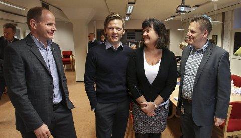 Venter: Tidsbruken har vært et av punktene ordførerne i Våler, Moss, Rygge og Råde ikke har blitt enige om. Nå er det klart at Moss og Rygge vil vente på Våler og Råde.