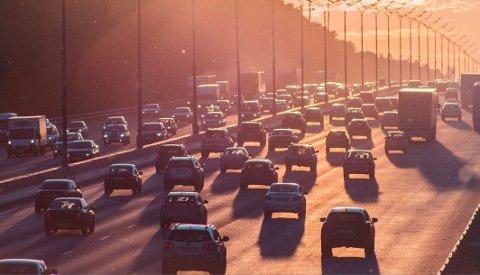 DET LANGE LØP: Elbiler har svært mye lavere CO2-utslipp enn bensin- og dieselbiler, viser nye beregninger av bilenes samlede klimaavtrykk fra produksjon til opphugging.