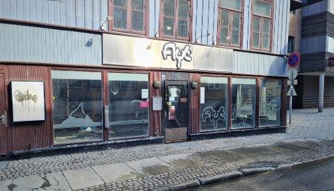 NY AKTØR: Til jul åpner et nytt serveringssted i Sjøgata.