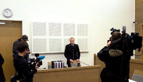 I dag er det nytt fengselingsmøte i saken om drapet på Nils Olav Bakken fra Dokka.