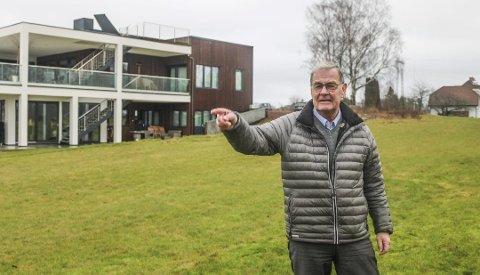 PRESEDENS: Advokaten mener at politikernes vedtak i Amundrødveien 11, må få konsekvenser for Jan Gjermundsens sak på Føynland.