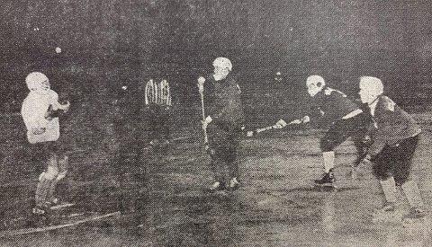 SCORET: Tom Gundersrud scoret Breviks 5. mål.