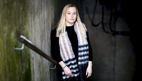 I sorg: Christina Bjørge Liebraaten fra Jessheim mistet broren sin i november 2016. – Jeg prøver å fokusere på framtiden, men det fantes en gang en framtid hvor Martin var inkludert. Det er tungt å tenke på, sier hun til Romerikes Blad.Foto: Lisbeth Lund Andresen