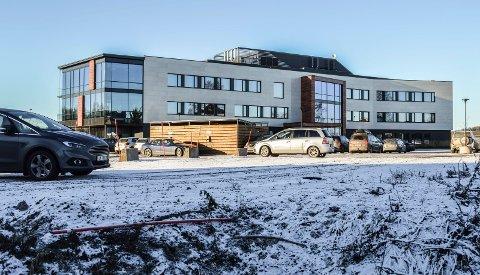 NEI TIL DOBLING: Dersom politikerne vedtar administrasjonens forslag til kommuneplan for nye Sandefjord, blir det vanskelig for eieren av Tassebekk Office Center å utvide slik de ønsker.