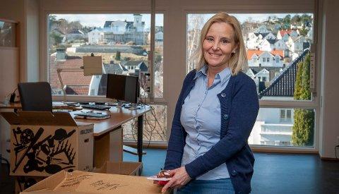 ERSTATTER: Ebba Friis Eriksen er blitt byutviklingssjef i Porsgrunn. Snart skal kommunen ansette hennes etterfølger.