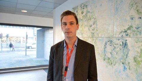 DØMT: Henning Fjell Johansen, tidligere helse- og sosialsjef i Sandefjord kommune, er dømt i Agder lagmannsrett til ni års fengsel for voldtekt og seksuelle overgrep mot barn.