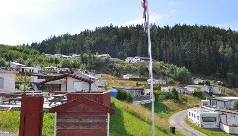 SØKTE BOTILLATELSE: Mannen ønsket å bo på hytta i 3 år fram til han fikk stabla seg på beina, men kommunen ga avslag.