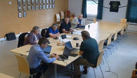 Formannskapet: Formannskapet i Snåsa kommune innstiller på at kommunestyret med varamedlemmer skal være bøssebærere under årets TV-aksjon.
