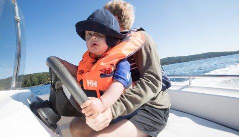 Båtliv hører ferien til for mange. Feriepengene blir som regel utbetalt i juni. Foto: Terje Pedersen, NTB scanpix/ANB
