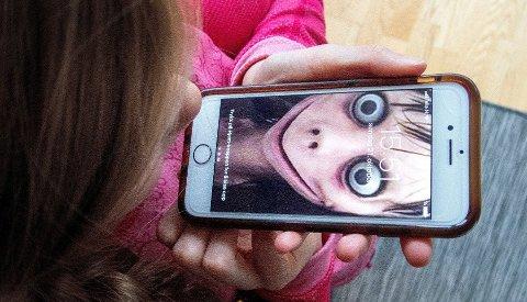 MOMO: Momo Challenge er et internett-fenomen som skremmer barn og tenåringer. Selv om mye av Momo-bølgen er ufarlig, er det på sin plass å minne barn om å ikke kontakte fremmede.