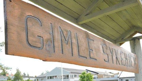 FORESLÅR FLYTTING: Omsorgssjefen foreslår å flytte plasser tilbake til Gimle på Bøverbru. ARKIV