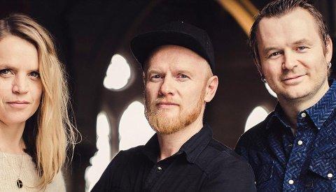 Knut Anders Sørum, Ingrid Olava & Lewi Bergerud holder to konserter i kveld.