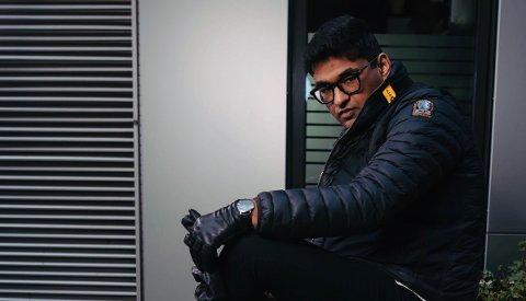 SKOLEGRüNDER: Kajanan Sothilingham fikk ideen om digital leksehjelp da han gikk på privatskole i Oslo.