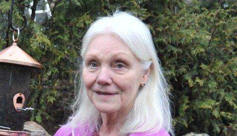 TIDLIGEREKRUTTVERKSARBEIDER:Britt Visedo bor i dag på Kjul. På 1970-tallet opplevde hun hvordan miljøgifter ble håndtert i krutt- og patronproduksjonen på industriområdet ved Waage dam.