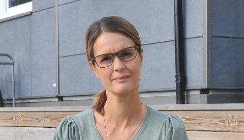 VANTFRAM:Leder Mathea McGhie Opheim i Utdanningsforbundet Nittedal er glad for å ha blitt lyttet til.