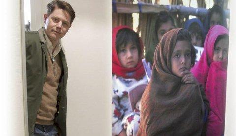 Ny jobb: Bernt Apeland blir ny generalsekretær i Røde Kors. Foto: ROLF-OTTO ERIKSEN
