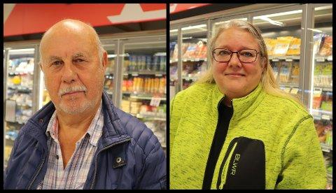 Både Jan og Elisabeth ønskjer den nye Marås-Soltveit vegen. Men dei har ulike syn på bomstasjonen som kjem med det.