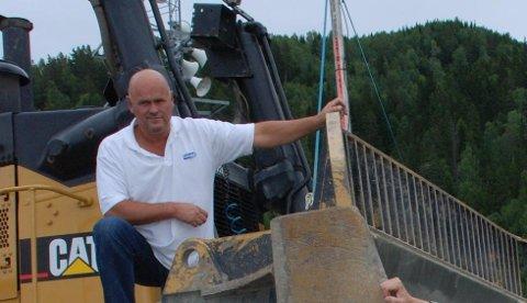 SUKSESS: Albert Kr. Hæhre har lagt grunnlaget for mange arbeidsplasser og mye suksess. Nå har BetonmastHæhre vunnet konkurransen om «Årets anlegg.»
