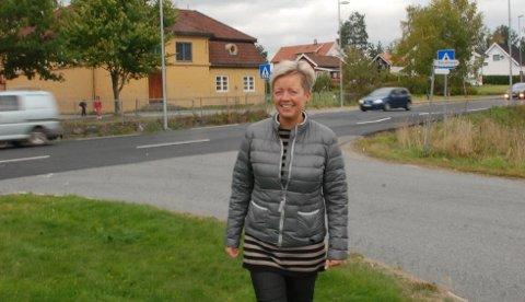 TILBAKE TIL STALSBERG: Etter fem år på Ormåsen skole vender Hege Buxrud tilbake til Stalsberg som rektor.