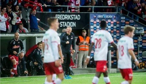 Mons Ivar Mjelde har hatt stor suksess så langt som FFK-trener.