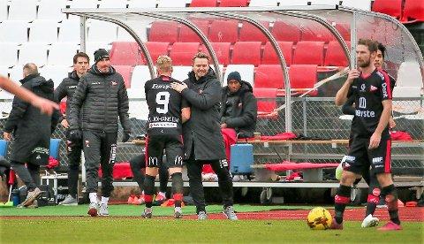 Planleggingen av 2021-sesongen er for lengst i gang for FFKs del. I et tv-sendt intervju i FB fredag røpet Bjørn Johansen litt om planene.