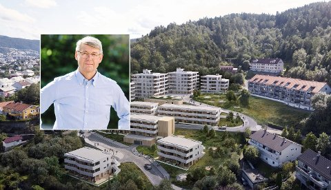 Generalsekretær i Huseiernes Landsforbund, Morten Andreas Meyer, er tydelig misfornøyd med DNB.