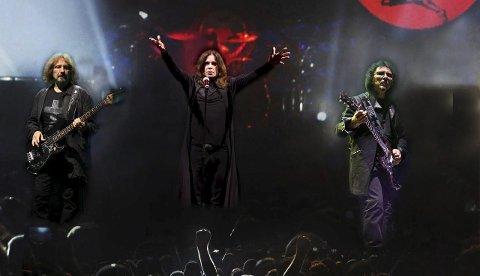a6567dadd75fc8 Black Sabbath  Spiller på Tons of Rock. Det gleder brødrene Ivan Jamne og  Espen
