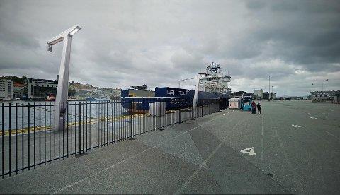 Slik ser LOS Elektro for seg sitt produkt i Bergen.