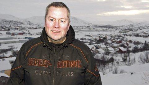 IKKE SPARKET: Ronald Wærnes har fått en minst like spennende jobb som da han var regionleder i Salmar. Oppdrettsselskapet avviser ryktene om at Wærnes ble sparket.