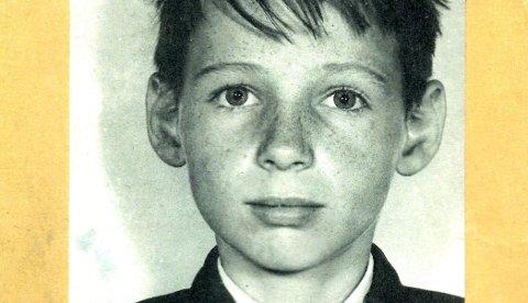 FIKK DØDSDOM AV LEGENE: Kun 11 år gammel ble kreftsyke Karl Otto Vibran fortalt at alt håp var ute.