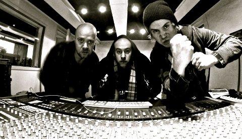 TIL MOSS: Rotvelt er klare med sitt andre album. Lørdag kveld spiller de på Tivolikjellern i Moss, i selskap med Hate This