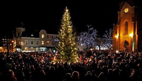 GOD JUL: Vi håper alle våre lesere får en fantastisk julefeiring.