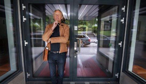 KORONASTENGT: – Nå er dørene lukket og alt avlyst fram til og med 14. desember, sier Terje Kinn ved Moss kulturhus.