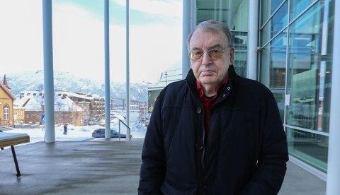 TABBE: Gunnar Pedersen har hele tiden borget for østre trasé. Men avdelingsdirektøren avviser at en saksbehandlingsfeil kan snu vedtaket på hodet.