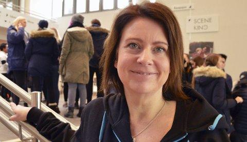 SØKER NY JOBB: Marianne Aashaug, tidligere daglig leder i Byen Vår Gjøvik og arrangementsutviklkler for Hadeland og Gjøvikregionen.