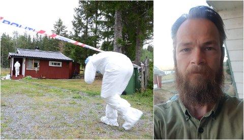 GIR IKKE OPP: Tom Lien, sønnen til Tron Simen Lien som ble skutt og drept under en politiaksjon i Moen i 2019, kjemper fortsatt for rettferdighet.
