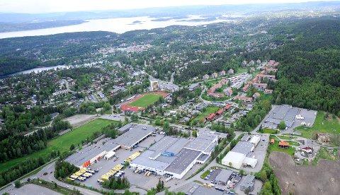 GAMLE: Oppegård kommune, her illustrert med Sofiemyr-området, har høyest levealder i Follo.