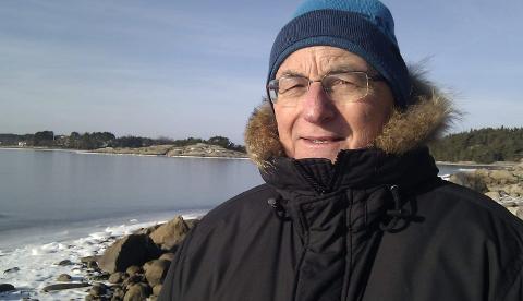 PÅSKEN: Halvor Stormoen håper på en løsning for norske hytteeiere i Sverige før påske, slik at de igjen kan overnatte i fritidsboligene uten å måtte gå i karantene.