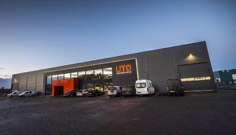 TIL SALGS: UTD flytter ikke, men vil ikke lenger stå som eiere av lokalene de disponerer.