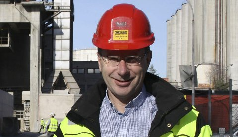 REDEGJØR: Prosjektsjef Egil Solheim i NOAH skal redegjøre om forslaget til prosjektet.