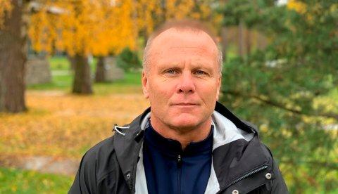VIL VINNE: Bjaaland håper på Urædd-seier på lørdag.