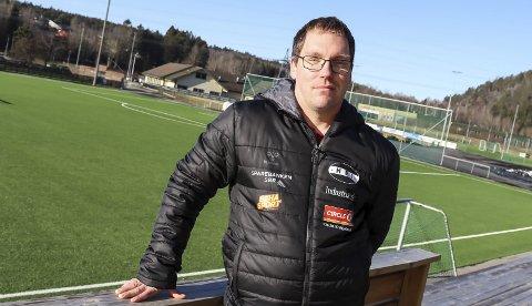 Svend Ødegård og niårslaget til Hei får lov til å reise på treningsleir neste helg. Og det gjør de.