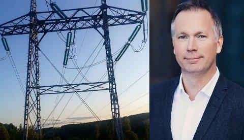 MÅLET I SIKTE: - Vi er nå på god vei mot målet vårt om over 100.000 kunder fordelt over hele Norge, sier Anders Kvamme, direktør i Kraftriket.