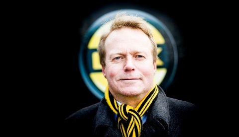Ikke fornøyd: LSK-leder Morten Kokkim mener klubben ikke har vært flinke nok til å skaffe inntekter. Foto: Tom Gustavsen