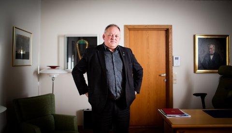 FÅR NY JOBB: John-Erik Vika blir statssekretær for statsråd Emile Enger Mehl i justis- og beredskapsdepartementet.