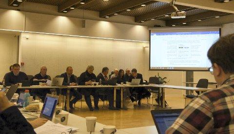 ENIGHET: Kommunestyret i Røyken er i hovedsak enig med rådmannen for nye Asker når det gjelder organisering av kommunale tjenester i den nye kommunen, men hadde likevel en del innvendinger.