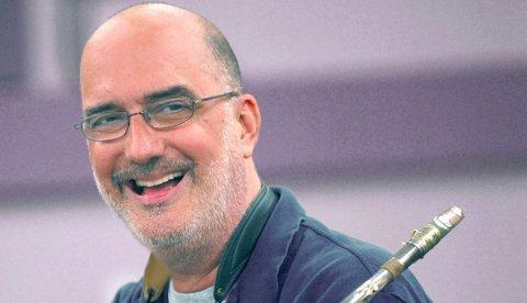 HELTEN: – Han er ene og alene årsaken til at jeg spiller saksofon, sier Petter Wettre om amerikanske Michael Brecker. (Foto: michaelbrecker.com)